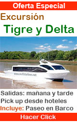 excursion tigre